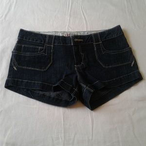 New YMI Denim Shorts